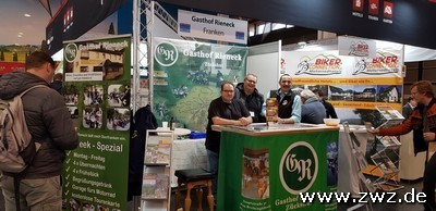 Messestand Bodensee